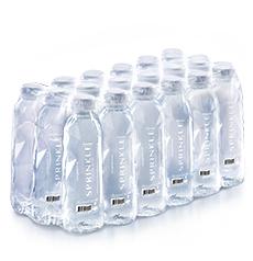 น้ำดื่มสปริงเคิล 350 มล.