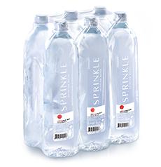 น้ำดื่มสปริงเคิล 1.5 ลิตร